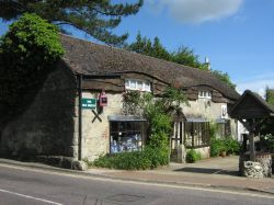 Typical piece of Godshill