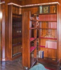 Concealed Door, The Grange, Ramsgate