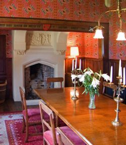 The Dining Room, The Grange, Ramsgate