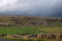 Stormy Sky over the Yorkshire Dales