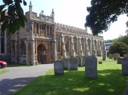 St Mary's Church, Hitchin