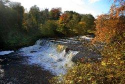 Lower  Falls, Aysgarth