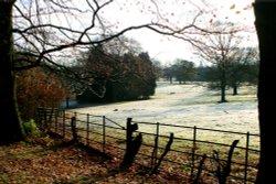 Frosty morning at Nidd.