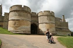 Rockingham Castle