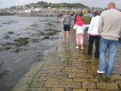 Crossing Mounts Bay