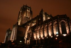 Liverpool Cathedral Wallpaper
