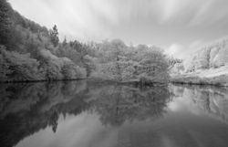 Staindale Lake, Dalby Forest.