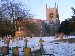 Riseley Church
