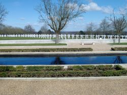 American War Cemetery in Madingley