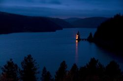 Lake Vyrnwy at Night