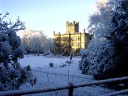 Gawthorpe Hall, Padiham, Lancashire