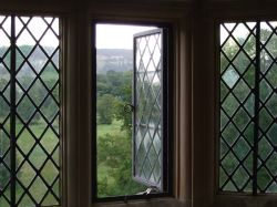 View over Derbyshire, Haddon Hall