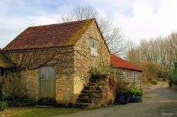 Fiddleford Mill in Dorset