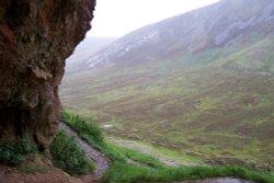 Inchnadam Caves