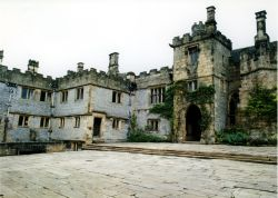 A picture of Haddon Hall Wallpaper
