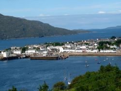 Ullapool from The Braes