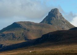Stac Poliaidh from 'the Wee Mad Road'