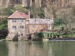 The Mill on the river below Durham Cathedral