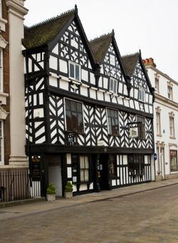 The Tudor Cafe
