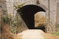 Railway Overbridge between Daventry and Braunston