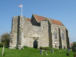 St Thomas's Winchelsea, East Sussex