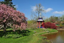 Chinese Garden at Cliveden