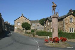 The Great War Memorial Slaidburn
