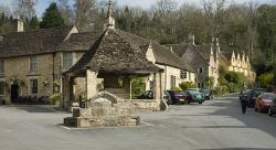 The Cross Castle Combe