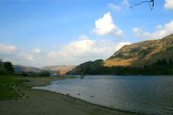 Ullswater near Glenridding.