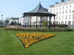 Bandstand at Crescent Gardens, Filey