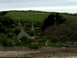 Old Town Church, Old Town, St Marys, Isles of Scilly