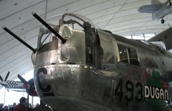 B24 rear turret