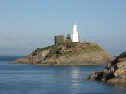 Mumbles Head Lighthouse