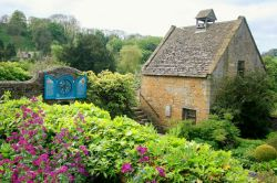 Dovecote and Gardens at Snowshill