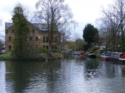 Canal Rickmansworth