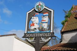 Southwold sign