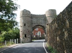 Winchelsea, one of the gates