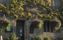 Cotswold Arms Pub, Burford