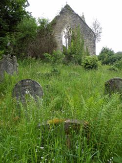 Old Church near Tintern Abbey
