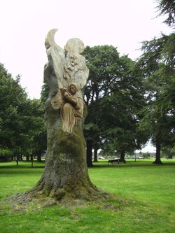 Tree sculpture number 2