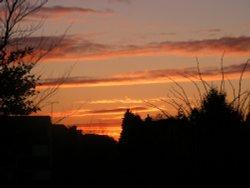 Sunset over Ruislip 2