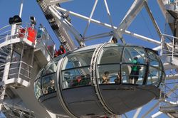 London Eye Capsule - June 2009