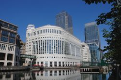 Canary Wharf - June 2009