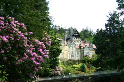 The House at Cragside.
