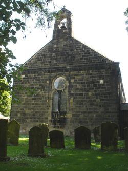All Saints Church, Penshaw, County Durham