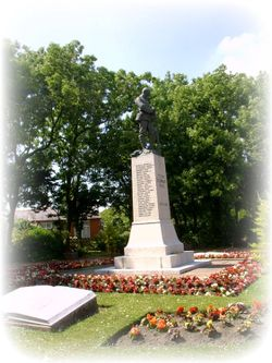 War Memorial, Thornton Cleveleys