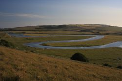 Meanders in the River Cuckmere