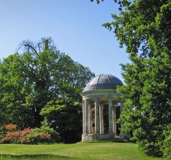 The Garden Rotunda at Petworth