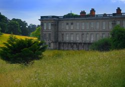 Calke Abbey.