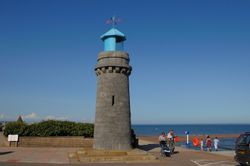Teignmouth - Light Beacon ~ June 2009